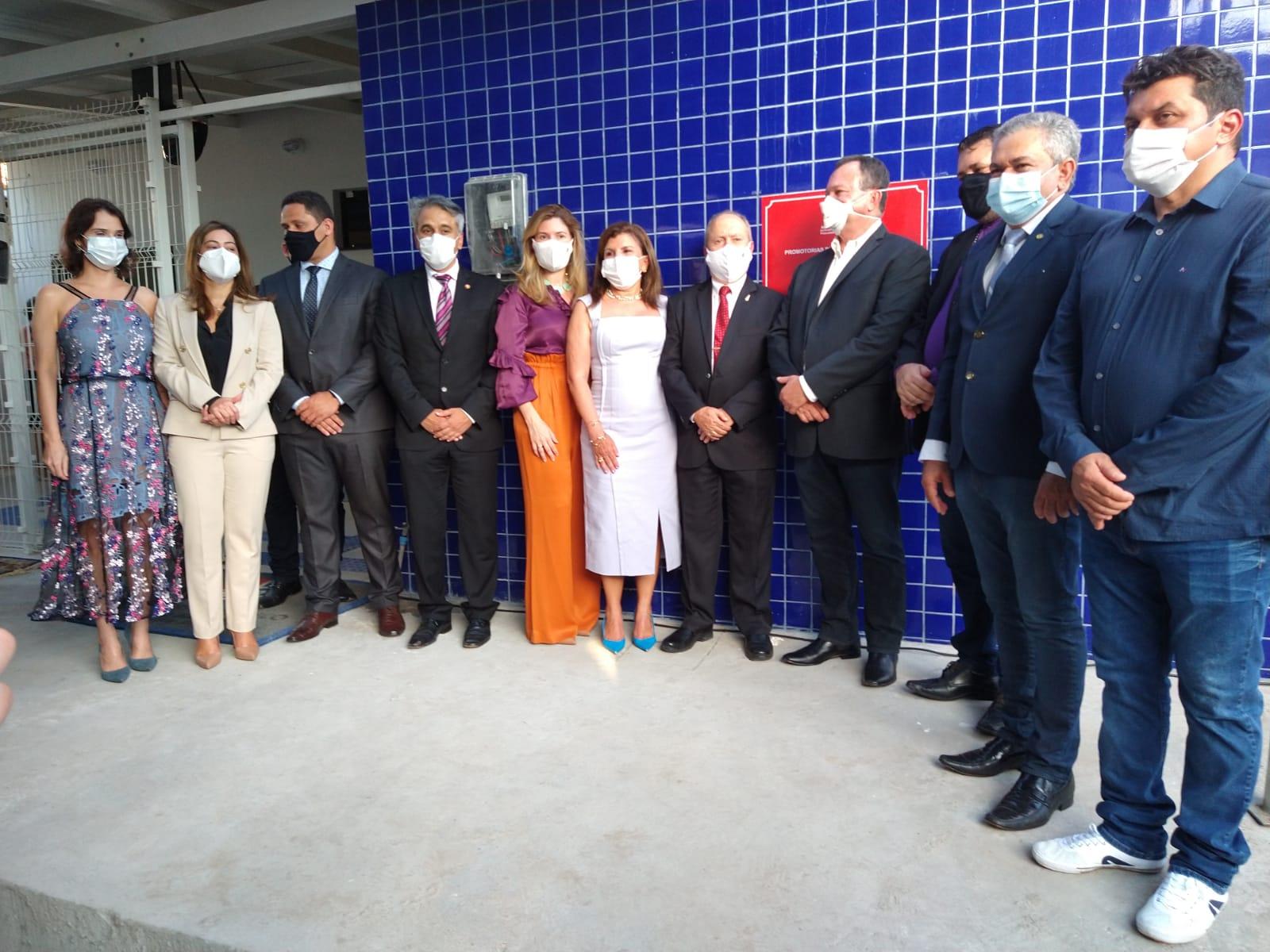 AMPEM prestigia inauguração de prédio anexo das Promotorias de Justiça de Imperatriz